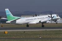 G-CDKA @ LNZ - Eastern Airways Saab 2000 - by Thomas Ramgraber-VAP