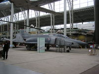 68-0590 @ NONE - F-4 Phantom II on display at Brussels Air Museum - by John J. Boling