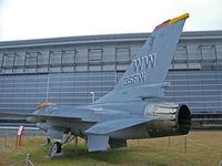 78-0021 @ RJSA - General Dynamics F-16A/Misawa-Aomori,Preserved - by Ian Woodcock