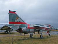 00-8247 @ RJSA - Mitsubishi F-1/Misawa-Aomori,Preserved - by Ian Woodcock