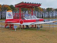 91-5516 @ RJSA - Fuji T-3/Misawa-Aomori,Preserved - by Ian Woodcock