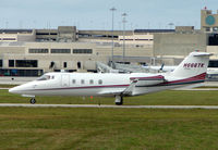 N666TK @ PBI - The business aircraft traffic at West Palm Beach on the Friday before President's Day always provides the aviation enthusiast / photographer with a treat