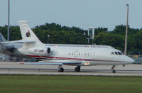 N770MP @ PBI - The business aircraft traffic at West Palm Beach on the Friday before President's Day always provides the aviation enthusiast / photographer with a treat