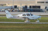 N441GW @ PBI - Cirrus SR22 at West Palm Beach