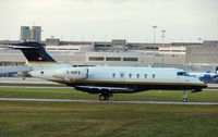 C-GIPZ @ PBI - The business aircraft traffic at West Palm Beach on the Friday before President's Day always provides the aviation enthusiast / photographer with a treat