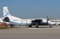 UR-GLS @ OPF - Antonov -26B of Avialeasing at Opa Locka