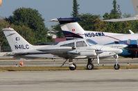 N41LC @ OPF - Cessna 310Q at Opa Locka