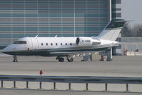 D-AIND @ VIE - Air Independence Canadair CL600 Challenger - by Thomas Ramgraber-VAP
