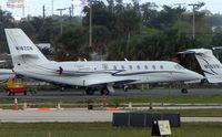 N192CN @ FLL - Citation Sovereign at FLL in Feb 2008