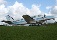 F-BTMA @ LFOT - Preserved on a roundabout near the Airport... - by Shunn311