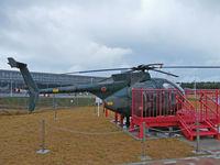 31184 @ RJSA - Kawasaki OH-6D/Misawa-Aomori/Preserved - by Ian Woodcock