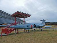 76-8699 @ RJSA - Lockheed F-104J/Misawa-Aomori/Preserved - by Ian Woodcock