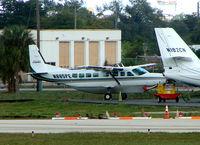 N885PE @ FLL - Cessna Caravan at FLL in Feb 2008