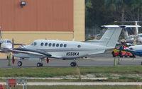 N558KA @ FLL - Bech King Air 300 at FLL