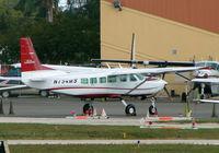 N754MS @ FLL - Cessna Caravan at FLL in Feb 2008