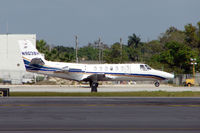 N903BH @ FLL - Citation 560 about to depart FLL