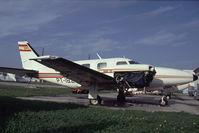PT-IBZ @ OPF - Piper 31