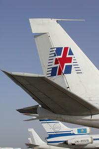 3C-NGK @ SHJ - Cargo Plus Boeing 707-300