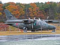 22009 @ RJSA - Mitsubishi MU-2-C-LR1/Misawa-Aomori/Preserved - by Ian Woodcock