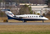 C-GJMM @ ORF - Marinvent Corporation 2001 Piaggio P-180 Avanti C-GJMM starting takeoff roll on RWY 23 enroute to Nassau Int'l (MYNN), Bahamas. - by Dean Heald