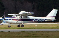 C-FNUT @ DED - Cessna 172C a long way from home at Deland , Florida