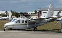 N6201X @ FXE - 47 year old Aero Commander at FXE