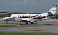 N560GB @ FLL - Smart scheme on a Cessna 560 about to depart FLL