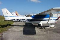 N4208G @ FXE - Cessna 172N at FXE in Feb 2008