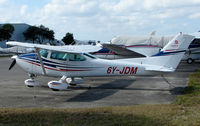 6Y-JDM @ FXE - Jamaican Registered Cessna 182Q at FXE in Feb 2008 - by Terry Fletcher