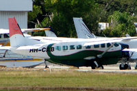 HH-CAB @ FXE - Cessna Caravan at FXE in Feb 2008 - frame identity not known at present