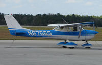 N8766S @ DED - Cessna 150F at Deland , Florida