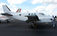N190JL @ DED - Beech 65-90 at Deland , Florida