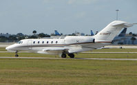 N780PT @ PBI - Cessna 750 taxies out for departure from West Palm Beach