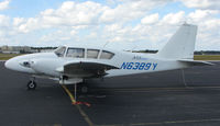 N6389Y @ DED - Piper PA-23-250 at Deland , Florida