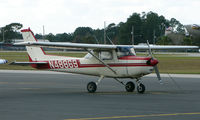 N48869 @ DED - Cessna 172 at Deland , Florida