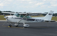 N217JA @ DED - Cessna 172P at Deland , Florida