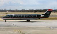 N247JS @ PHL - US Air Express CRJ at Philadelphia