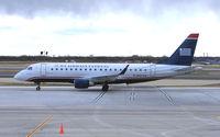 N107HQ @ PHL - US Air Embraer 170 at Philadelphia