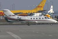 CS-DMG @ VIE - Netjets Beech 400 Beechjet - by Thomas Ramgraber-VAP
