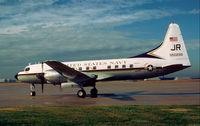 55-0299 @ ADW - VC-131H @ NAF Washington/ADW - by J.G. Handelman