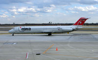 N780NC @ PHL - Northwest DC9-51 still going strong at Philadelphia