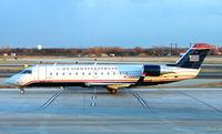 N466AW @ PHL - US Airways CRJ at Philadelphia
