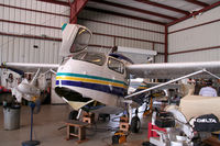 CF-DKY @ KLNA - Undergoing maintenance at Lantana, FL - by Steve Hambleton