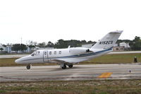 N152CS @ DAB - Citation Shares C525