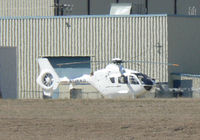N106VU @ GPM - At Eurocopter Grand Prairie, TX - by Zane Adams