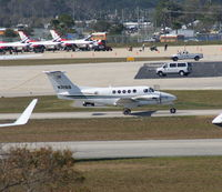 N311KB @ DAB - Beech A200 possibly belonging to Orange County (FL) Sheriff's office