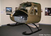 59-1616 - At least the nose of this early Huey is still around - by Paul Perry