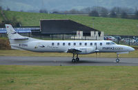 D-CSAL @ EGBJ - German registered Metro operating Manx2's Gloucestershire Airport - Isle of Man service