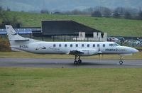 D-CSAL @ EGBJ - German registered Metro operating Manx2's Gloucestershire Airport - Isle of Man service