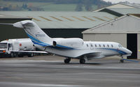 N750GF @ EGBJ - This Citation 750 is based at Gloucestershire Airport